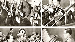 June 11, 1937 - Playing for Television – BBC Television Orchestra at Alexandra Palace