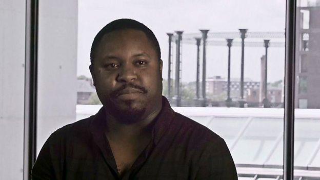 Writersroom interviews ... Levi David Addai