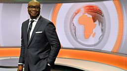 Lasting legacy for Komla Dumor with new BBC award for future stars of African journalism