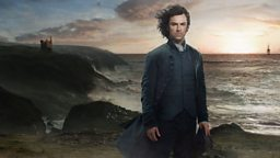 Filming under way for Poldark series two