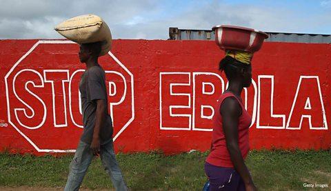 Tackling Ebola in Liberia