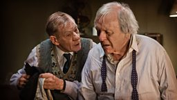 The Dresser: Interview with director Richard Eyre