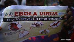 Kicking out Ebola