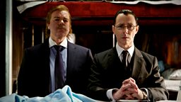 Interview with writers and cast of BBC Two's Inside No 9