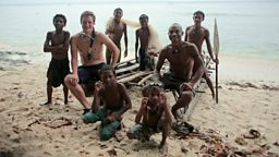 BBC Two meets Hunters Of The South Seas with new talent Will Millard