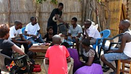 Strengthening community radio in Zambia