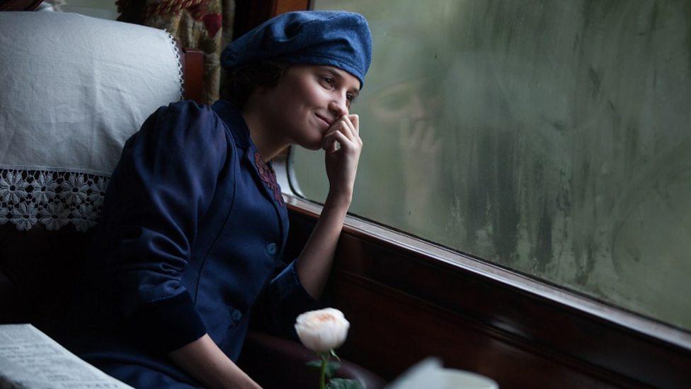 Alicia Vikander in Testament of Youth