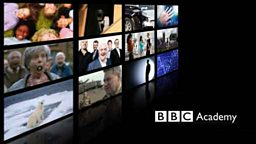 Find out more about the Editorial Guidelines with the BBC Academy.