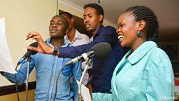 Using radio to address sanitation and hygiene in Kenya