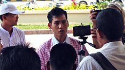 Strengthening Myanmar's media sector