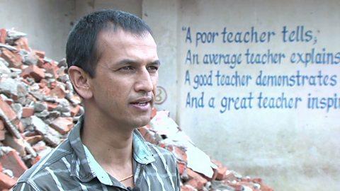 Helping save lives through radio in Nepal