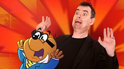 Interview with Kevin Eldon