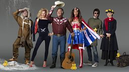BBC Children in Need is back, and asking people across the UK to dress as their childhood hero