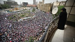 Policy briefing: After the Arab uprisings - prospects for a media that serves the public