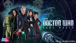 BBC launches Doctor Who Game Maker