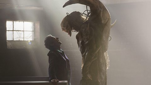 Doctor Who - Series 9, Episodes 3 & 4 and Series 10, Episode 8