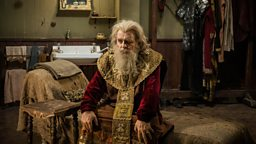 The Dresser: Interview with Anthony Hopkins