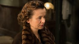 The Dresser: Interview with Emily Watson