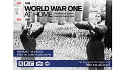 BBC keeps the home fires burning with interactive World War One Ebook