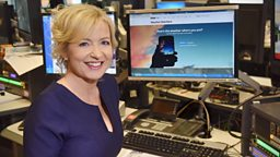 BBC Weather Watchers goes live
