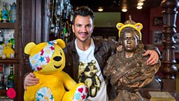 Shane Richie, the EastEnders cast and Peter Andre to give special performances for BBC Children in Need 2015
