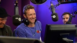 Coldplay set to perform exclusive concert for Radio 1