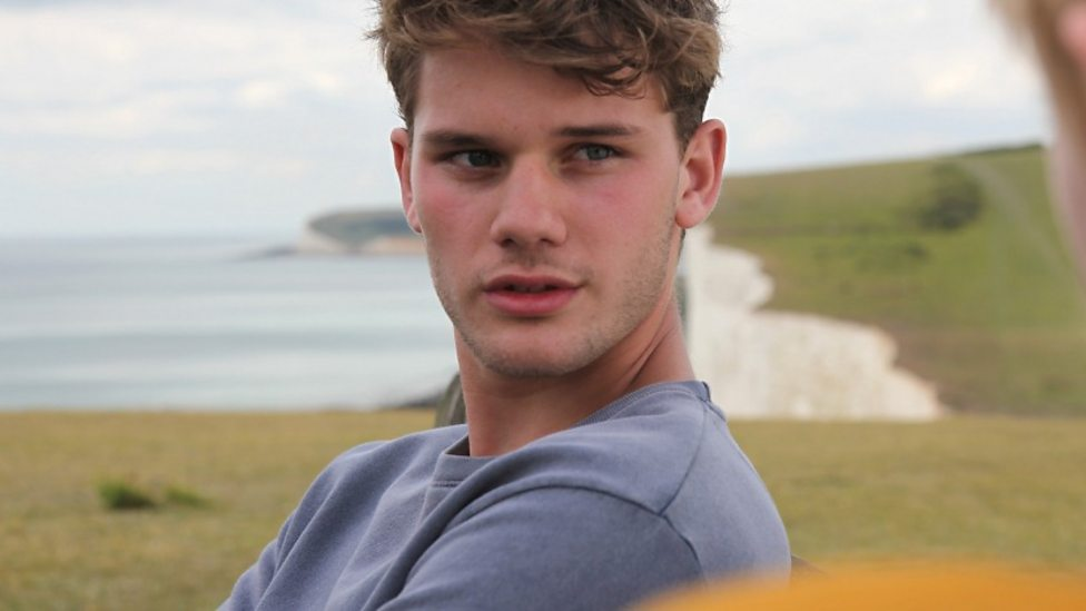 Jeremy Irvine in Now is Good