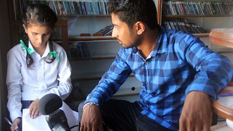 Tackling sexual violence through drama in Nepal