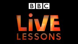 Join the biggest classroom in the UK with a new timetable of BBC Live Lessons