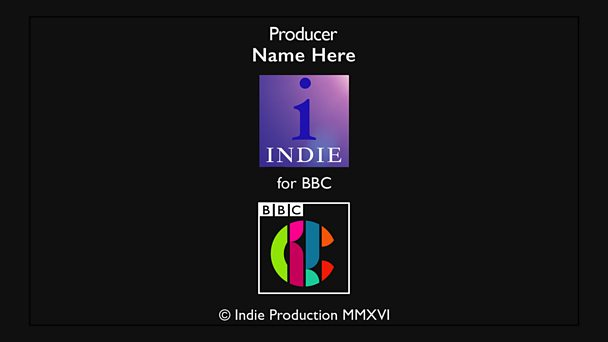 Web Site Childrens Indie Example logo White