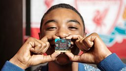 BBC micro:bit launches to a generation of UK students