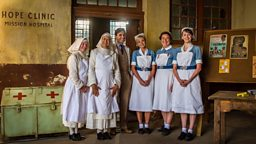 BBC announces three-series deal of acclaimed drama Call The Midwife
