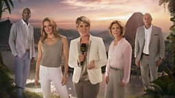Rio 2016 on the BBC