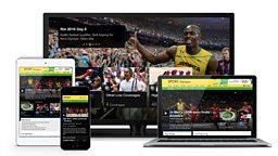 Rio 2016 on the BBC - Digital