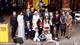 BBC Radio 2 unveils 500 WORDS winners at Shakespeare's Globe
