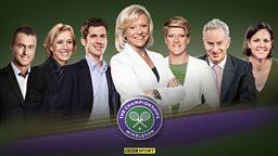Wimbledon 2016 on the BBC