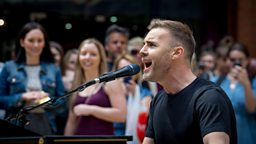 BBC One and Gary Barlow unite for new Saturday night series Let It Shine