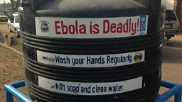 Lessons learned from Ebola
