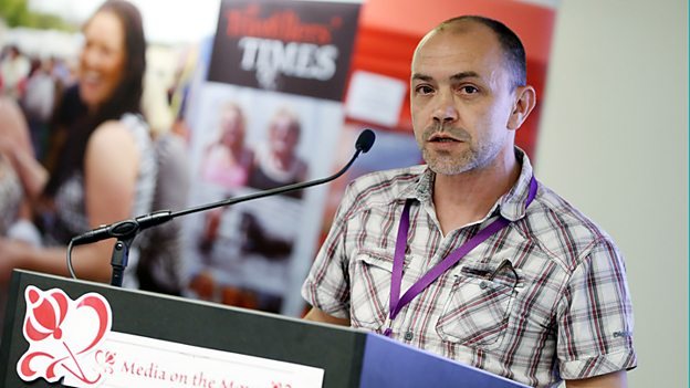Mike Doherty, Editor of Travellers' Times