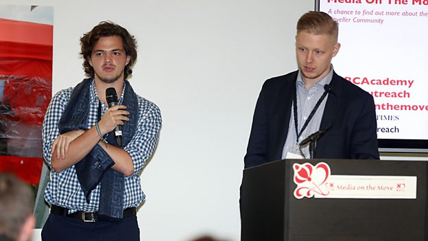 Daniel A Lofti & Elias Van Hildebrand, film-makers