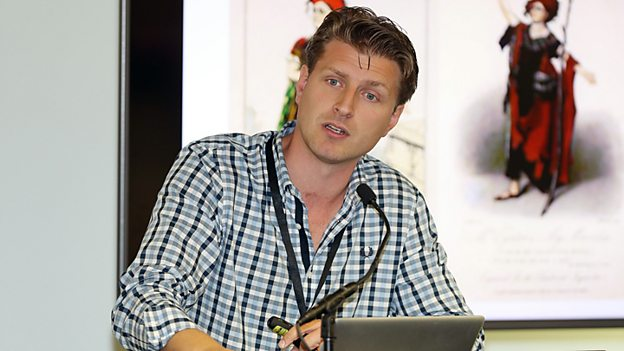 Damian Le Bas, Editor-at-Large of Travellers' Times