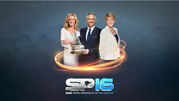 Tickets on sale Friday 7 October for BBC Sports Personality of the Year 2016
