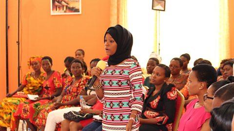 Practice briefing: Turn up the volume: empowering women through media