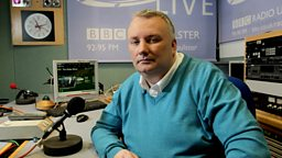 BBC Radio Ulster/Foyle remains the most listened to station in Northern Ireland