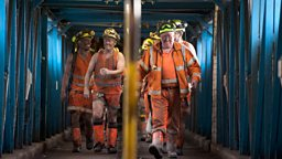 The Last Miners: BBC documentary follows workers as they bid final farewell to the last pit standing