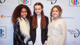 Witching Hour comes to Manchester as stars line up for the premiere of CBBC's The Worst Witch