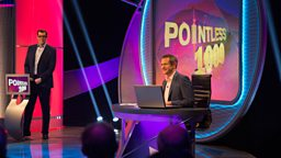 BBC One broadcasts 1000 Pointless shows