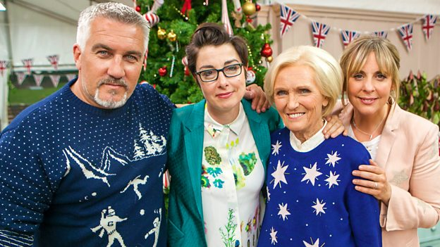 15. The Great British Bake Off Christmas Special 2016 - Episode 2