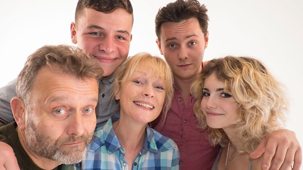 4. Outnumbered Christmas Special 2016