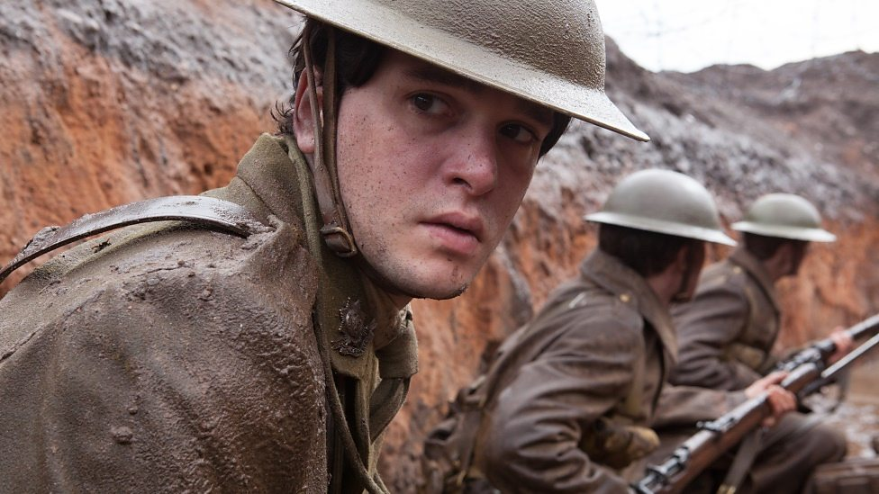 Kit Harington in Testament of Youth
